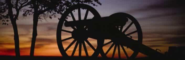 Gettysburg Battlefield Resort – January, 2021